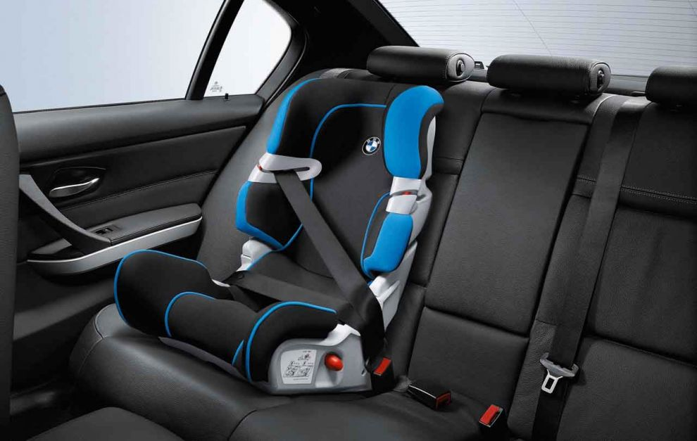 New York Child Passenger Safety Seat Laws